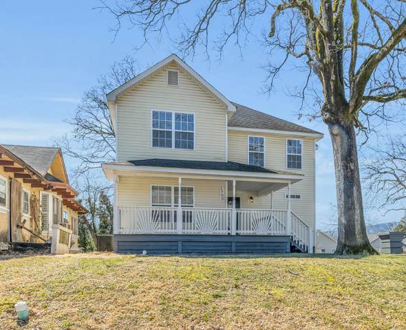 1700 E 13th St, Chattanooga, TN 37404 (MLS #1331508) :: EXIT Realty Scenic Group