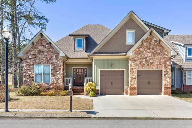 10977 Prairie Lake Dr, Apison, TN 37302 (MLS #1331512) :: The Chattanooga's Finest   The Group Real Estate Brokerage