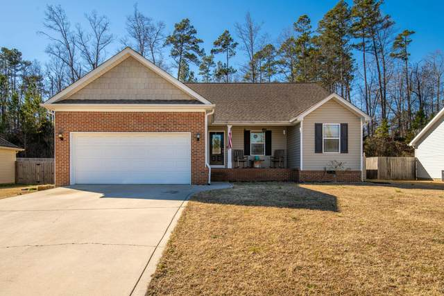 345 Southern Dr, Ringgold, GA 30736 (MLS #1331517) :: The Robinson Team