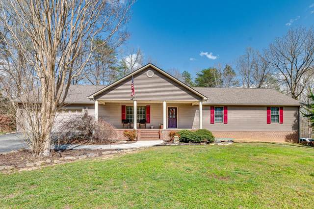 608 Blue Sewanee Rd, Dunlap, TN 37327 (MLS #1331523) :: The Jooma Team