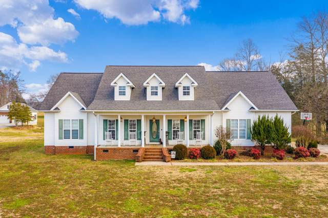 160 Looneys Creek Dr, Whitwell, TN 37397 (MLS #1331525) :: The Weathers Team