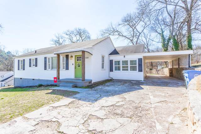 814 Munro Rd, Chattanooga, TN 37415 (MLS #1331582) :: EXIT Realty Scenic Group