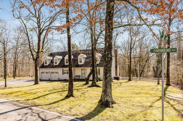 902 Fairmount Ave, Signal Mountain, TN 37377 (MLS #1331605) :: The Chattanooga's Finest | The Group Real Estate Brokerage