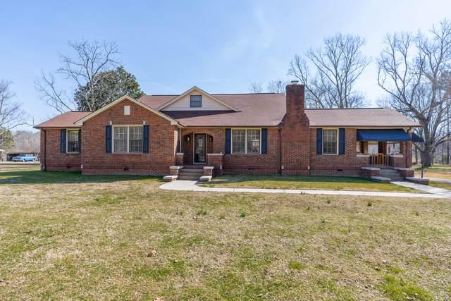 1715 Chattanooga Valley Rd, Flintstone, GA 30725 (MLS #1331651) :: Keller Williams Realty   Barry and Diane Evans - The Evans Group