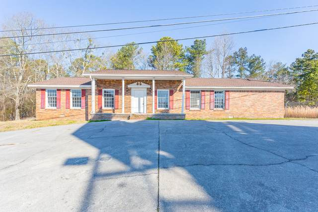 4433/4507 Highway 76, Chatsworth, GA 30705 (MLS #1331663) :: EXIT Realty Scenic Group