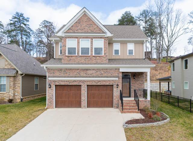 1364 Carrington Way, Chattanooga, TN 37405 (MLS #1331698) :: The Jooma Team