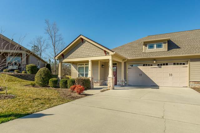4633 Sweet Berry Ln, Ooltewah, TN 37363 (MLS #1331734) :: EXIT Realty Scenic Group