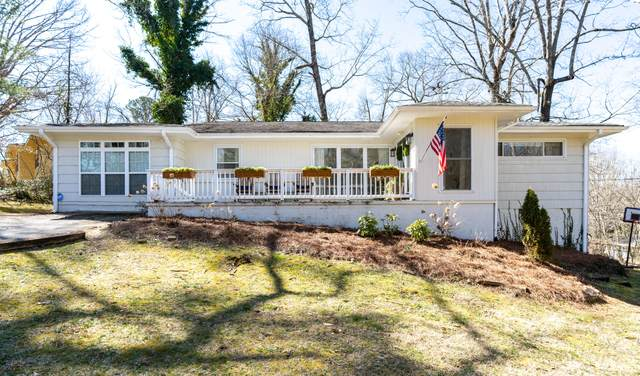 211 Pinehurst Ln, Signal Mountain, TN 37377 (MLS #1331780) :: The Chattanooga's Finest   The Group Real Estate Brokerage