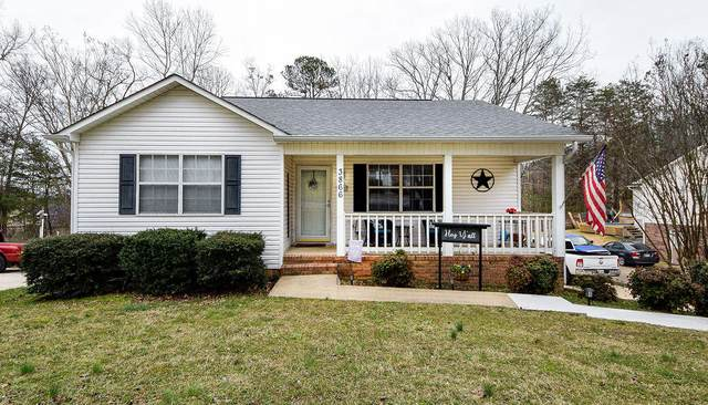 3866 Gibson Dr, Cleveland, TN 37312 (MLS #1331878) :: The Hollis Group