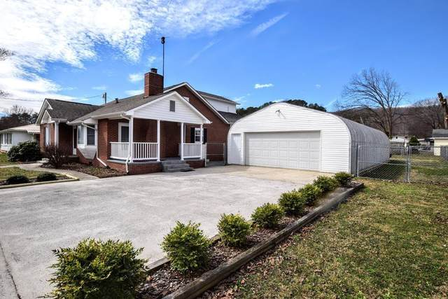 166 Collins St, Spring City, TN 37381 (MLS #1331904) :: The Hollis Group