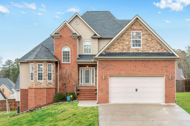 7649 Duskview Ct, Ooltewah, TN 37363 (MLS #1331915) :: The Robinson Team