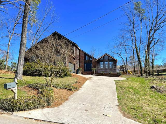 2518 Cross Winds Ln, Chattanooga, TN 37421 (MLS #1331946) :: EXIT Realty Scenic Group