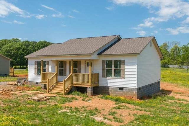 Lot 4 Robert Jackson Rd #4, Chatsworth, GA 30705 (MLS #1331965) :: The Chattanooga's Finest   The Group Real Estate Brokerage