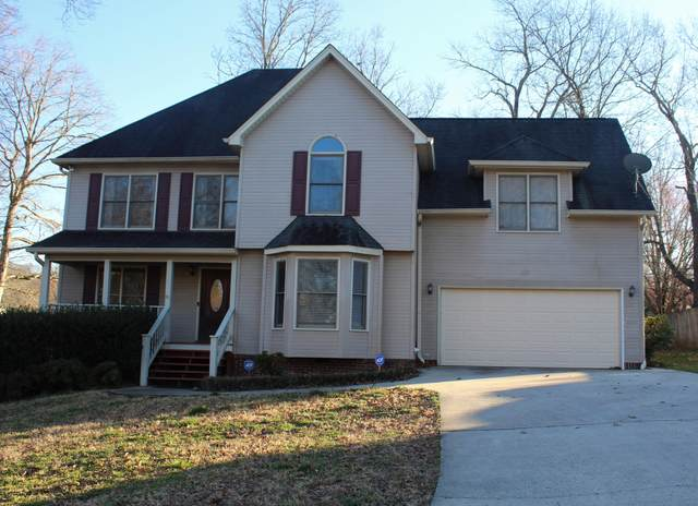 126 NE Mill Stone Ln #24, Cleveland, TN 37323 (MLS #1332049) :: Chattanooga Property Shop