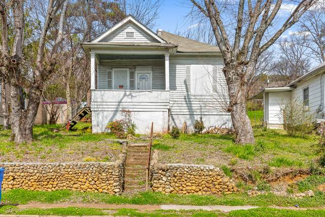 513 W Bell Ave, Chattanooga, TN 37405 (MLS #1332117) :: The Hollis Group