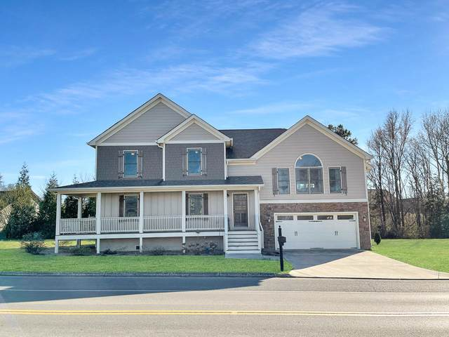 1720 NE Peach Orchard Hill Rd, Cleveland, TN 37323 (MLS #1332168) :: Denise Murphy with Keller Williams Realty
