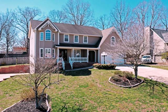 9210 Carriage Ln, Ooltewah, TN 37363 (MLS #1332180) :: Keller Williams Realty | Barry and Diane Evans - The Evans Group