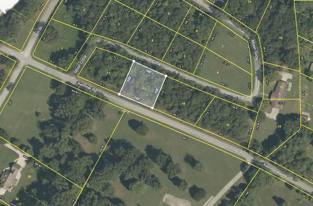 Lot 13 Moon Cir, Spring City, TN 37381 (MLS #1332340) :: Keller Williams Greater Downtown Realty | Barry and Diane Evans - The Evans Group