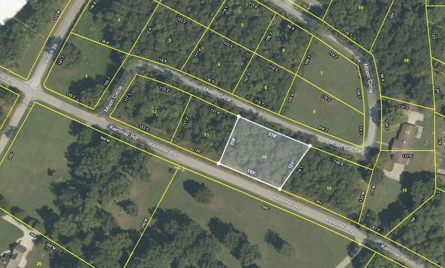 Lot 14 Moon Cir, Spring City, TN 37381 (MLS #1332341) :: Keller Williams Greater Downtown Realty | Barry and Diane Evans - The Evans Group