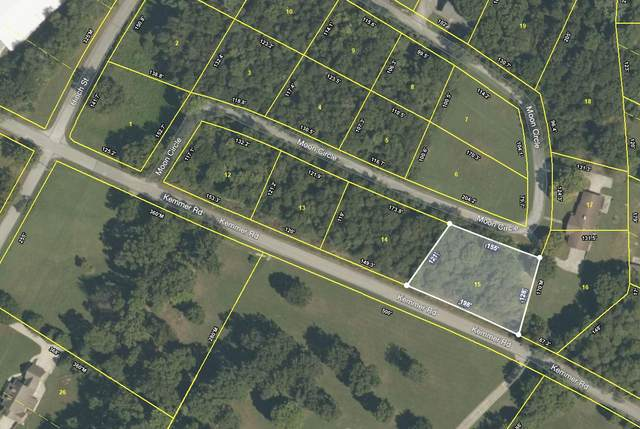 Lot 15 Moon Cir, Spring City, TN 37381 (MLS #1332343) :: Keller Williams Greater Downtown Realty | Barry and Diane Evans - The Evans Group