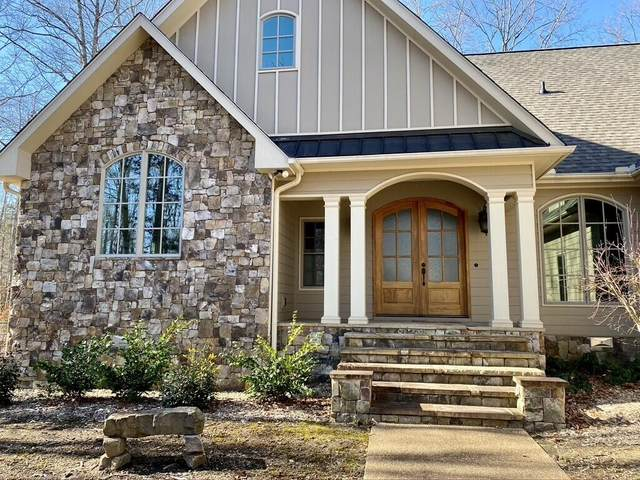 1097 Savage Highland Dr, Coalmont, TN 37313 (MLS #1332348) :: The Edrington Team