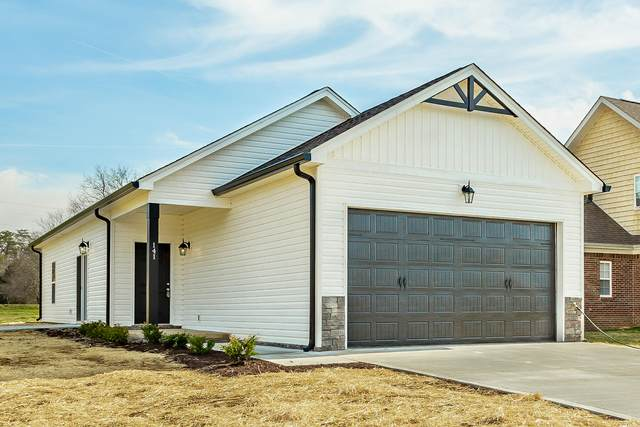 141 Norman Creek Rd, Evensville, TN 37332 (MLS #1332403) :: The Hollis Group