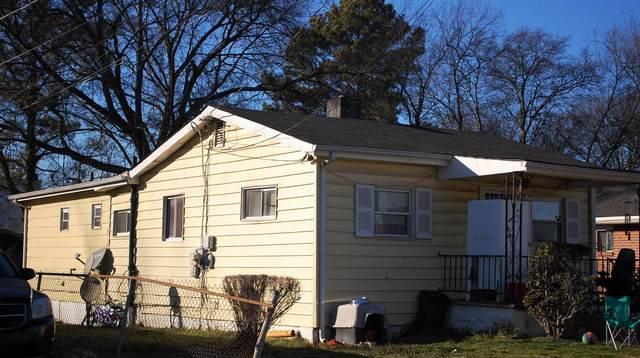 2809 Morgan Ave, Chattanooga, TN 37404 (MLS #1332439) :: The Edrington Team