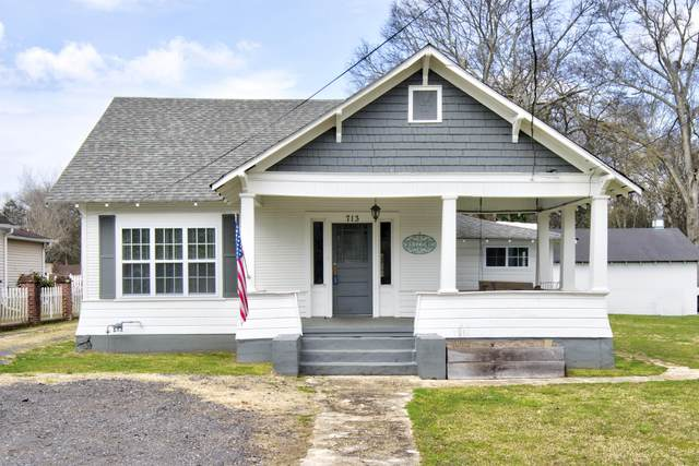 713 Cove Rd, Chickamauga, GA 30707 (MLS #1332492) :: Keller Williams Greater Downtown Realty   Barry and Diane Evans - The Evans Group