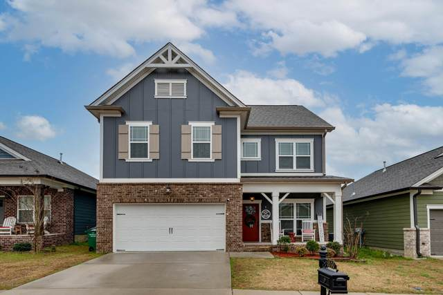 8530 Red Deer Ln, Ooltewah, TN 37363 (MLS #1332512) :: The Weathers Team