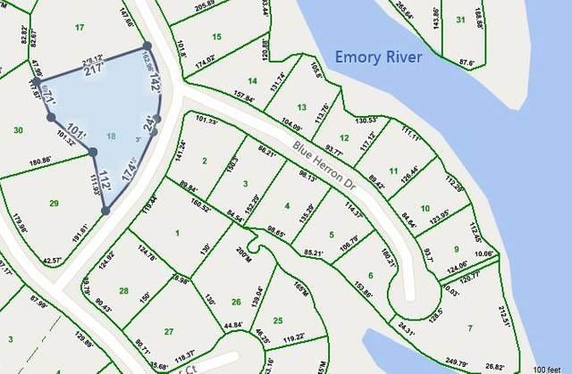 Lot 18 Emory Cove Dr, Harriman, TN 37748 (MLS #1332588) :: Keller Williams Realty