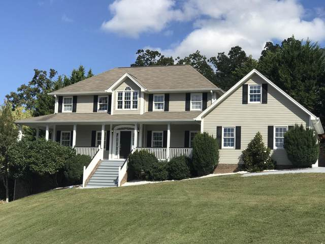1906 Pinewood Cove, Cleveland, TN 37312 (MLS #1332592) :: The Hollis Group