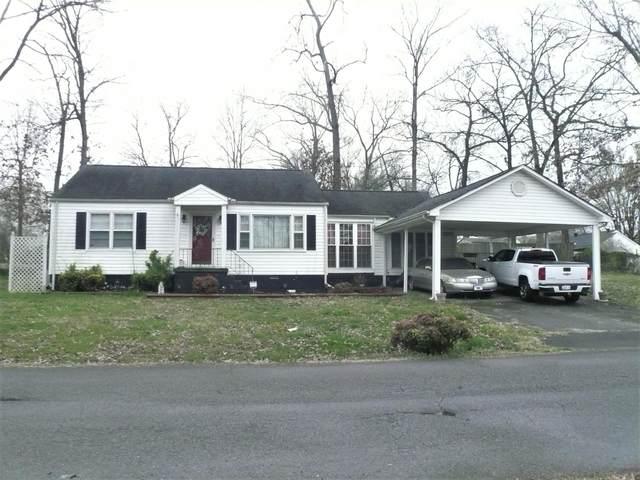 4812 Delaware Dr, Chattanooga, TN 37412 (MLS #1332605) :: The Edrington Team
