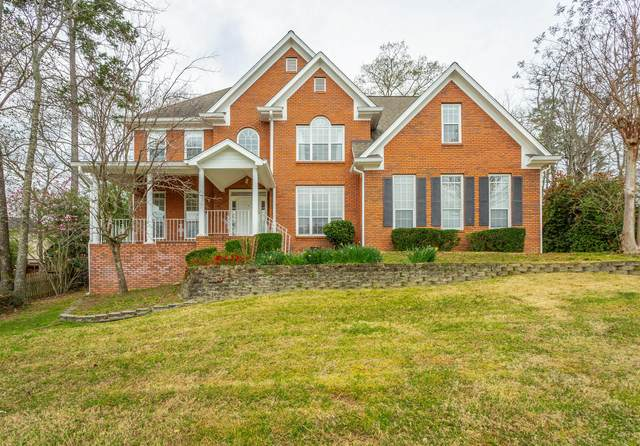 9431 Lazy Circles Dr, Ooltewah, TN 37363 (MLS #1333211) :: The Edrington Team