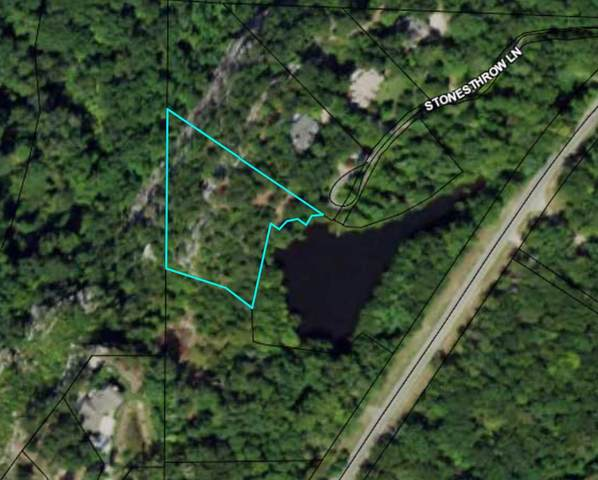 0 Stonesthrow Ln Lot 5, Lookout Mountain, GA 30750 (MLS #1333259) :: The Hollis Group