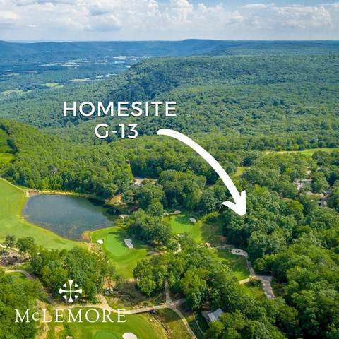 0 Eagle Creek Tr Lot G-13, Rising Fawn, GA 30738 (MLS #1333260) :: The Chattanooga's Finest | The Group Real Estate Brokerage