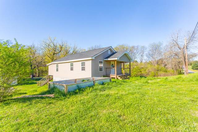 151 Pond Springs School Rd, Chickamauga, GA 30707 (MLS #1333333) :: The Robinson Team