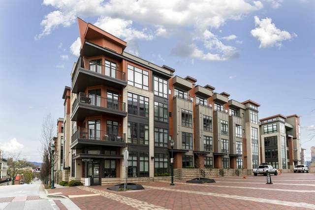 129 Walnut St Unit 406, Chattanooga, TN 37403 (MLS #1333459) :: The Hollis Group