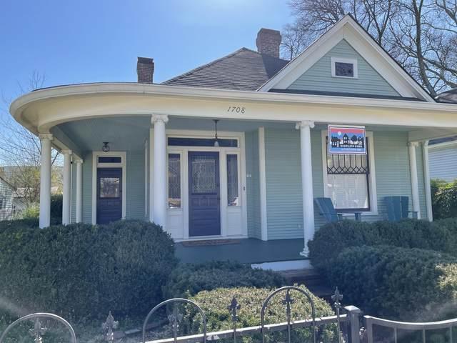 1708 Chamberlain Ave, Chattanooga, TN 37404 (MLS #1333481) :: Smith Property Partners