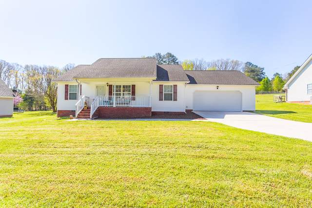 1679 Garretts Chapel Rd, Chickamauga, GA 30707 (MLS #1333518) :: The Edrington Team