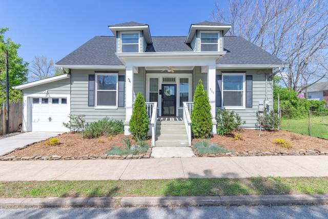 809 Magnolia St, Chattanooga, TN 37403 (MLS #1333519) :: The Edrington Team