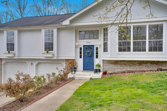 6918 Benwood Dr, Ooltewah, TN 37363 (MLS #1333547) :: Chattanooga Property Shop