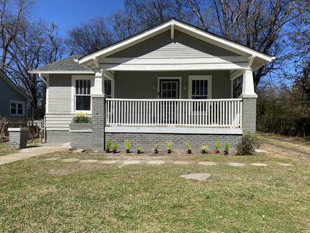 2007 Laura St, Chattanooga, TN 37406 (MLS #1333602) :: The Hollis Group