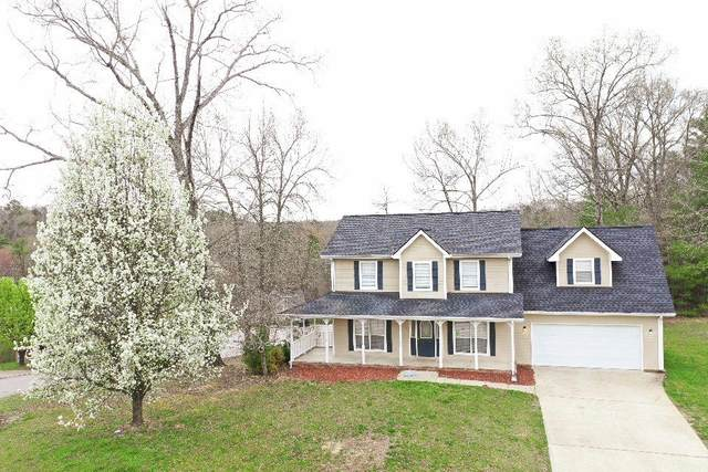 1703 Haleigh Ter, Soddy Daisy, TN 37379 (MLS #1333608) :: The Edrington Team