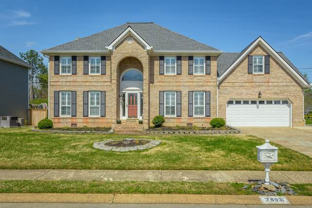 7803 Dunwoody Dr, Chattanooga, TN 37421 (MLS #1333625) :: The Robinson Team
