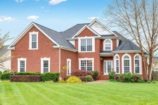 7532 Tranquility Dr, Ooltewah, TN 37363 (MLS #1333631) :: The Hollis Group