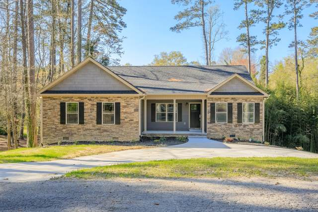 206 Whippoorwill Ln, Lafayette, GA 30728 (MLS #1333667) :: The Hollis Group