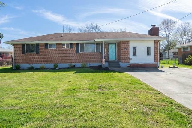 120 S Stovall St, Fort Oglethorpe, GA 30742 (MLS #1333674) :: The Hollis Group