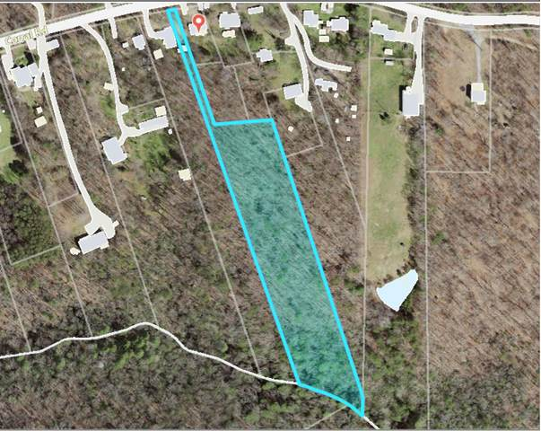0 Corral Rd, Signal Mountain, TN 37377 (MLS #1333795) :: Smith Property Partners