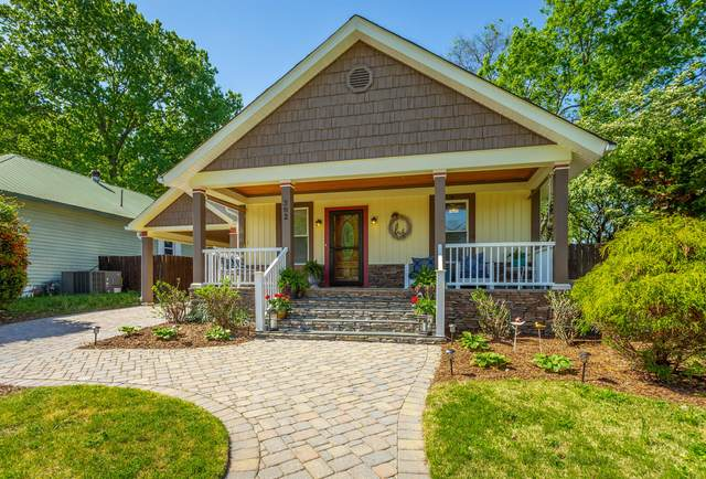 302 Keith St, Chattanooga, TN 37405 (MLS #1333832) :: EXIT Realty Scenic Group