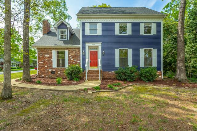 318 Windy Hollow Dr, Chattanooga, TN 37421 (MLS #1333852) :: The Robinson Team